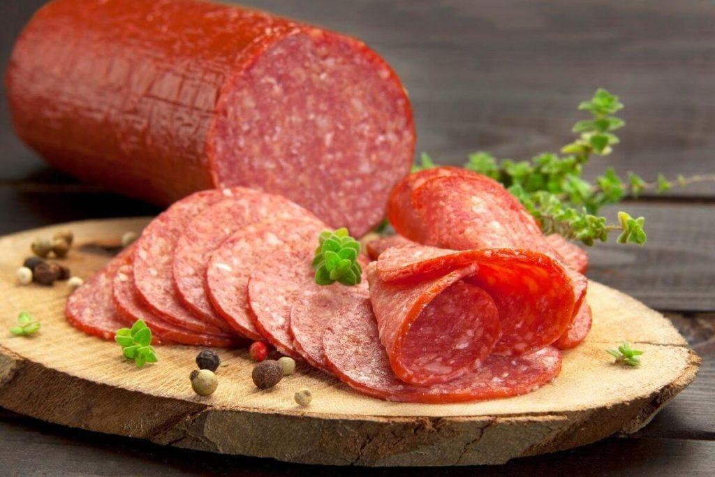 Is Salami Beef or Pork