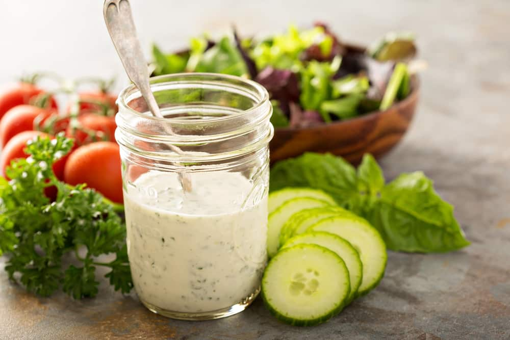 How To Thicken Ranch Dressing