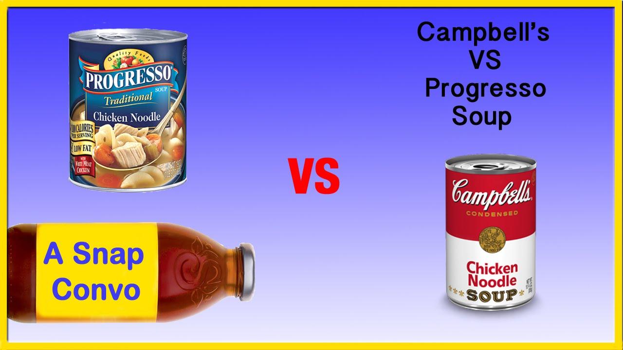 Progresso vs. Campbells