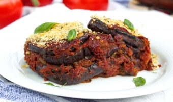What to serve with eggplant parmesan